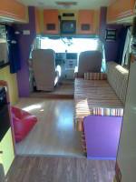 Living Area/Dance Floor