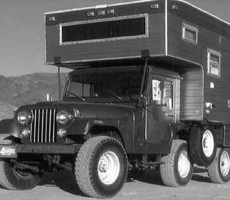 1969 CJ5 Jeep Camper: One of the Rarest Campers in Existence