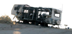 Using RV Salvage Yards and Graveyards for Discount Used/Vintage Parts