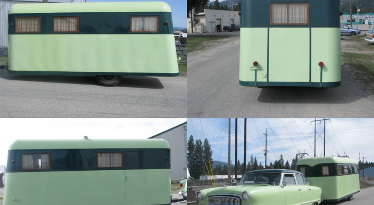 1939 Covered Wagon Company Trailer And Matching Rv Tips