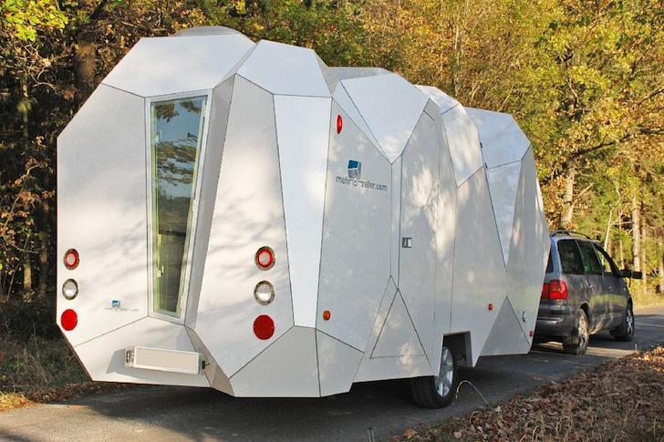 Mehrzeller  concept caravan