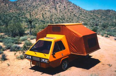 DIY VW Camper Van from RQ Riley