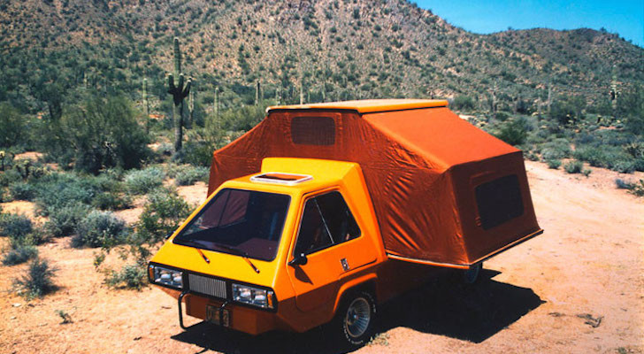 DIY VW Camper Van Featured in Popular Mechanics and the Movie Total Recall