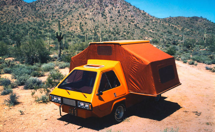 & DIY VW Camper From Popular Mechanics And Total Recall
