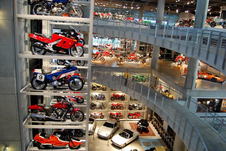 Barber Motorsports Museum & Park, Birmingham