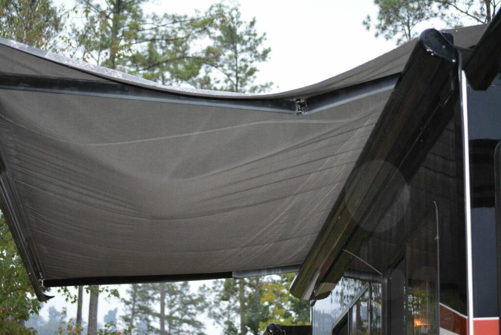 RV awning