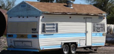 Inexpensive Ways To Care For, Seal, and Repair Your RV Roof