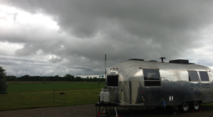 airstream in thunder