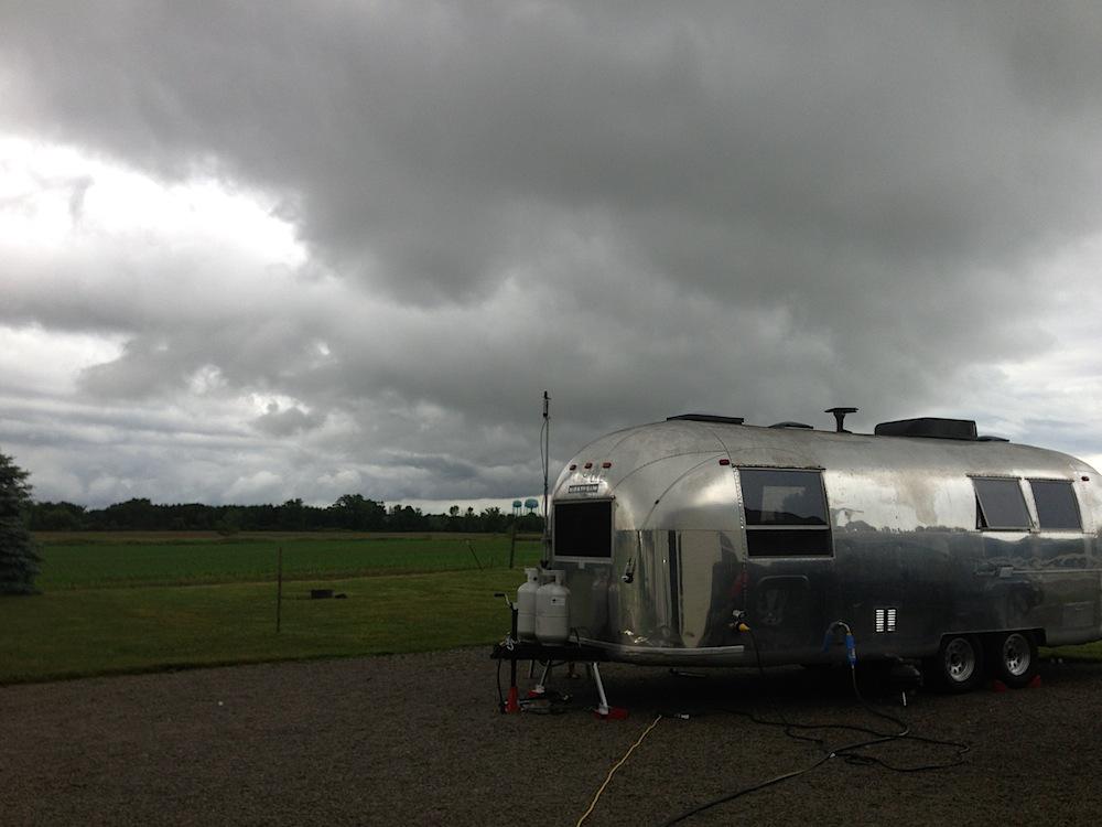 airstream in thunder