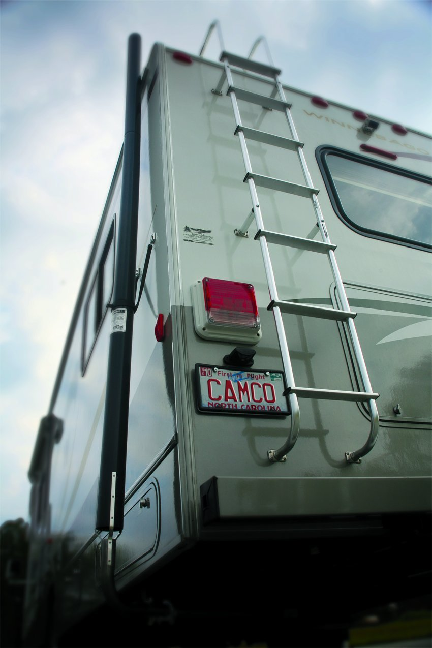camco gen-turi exhaust kit for rvs