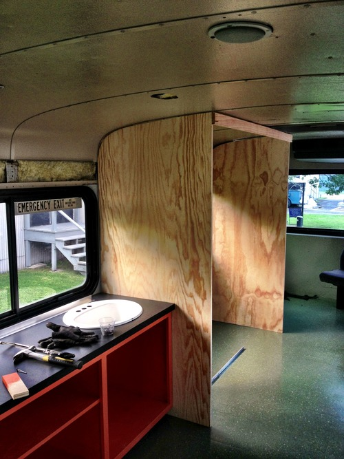 cargo space cabinetry