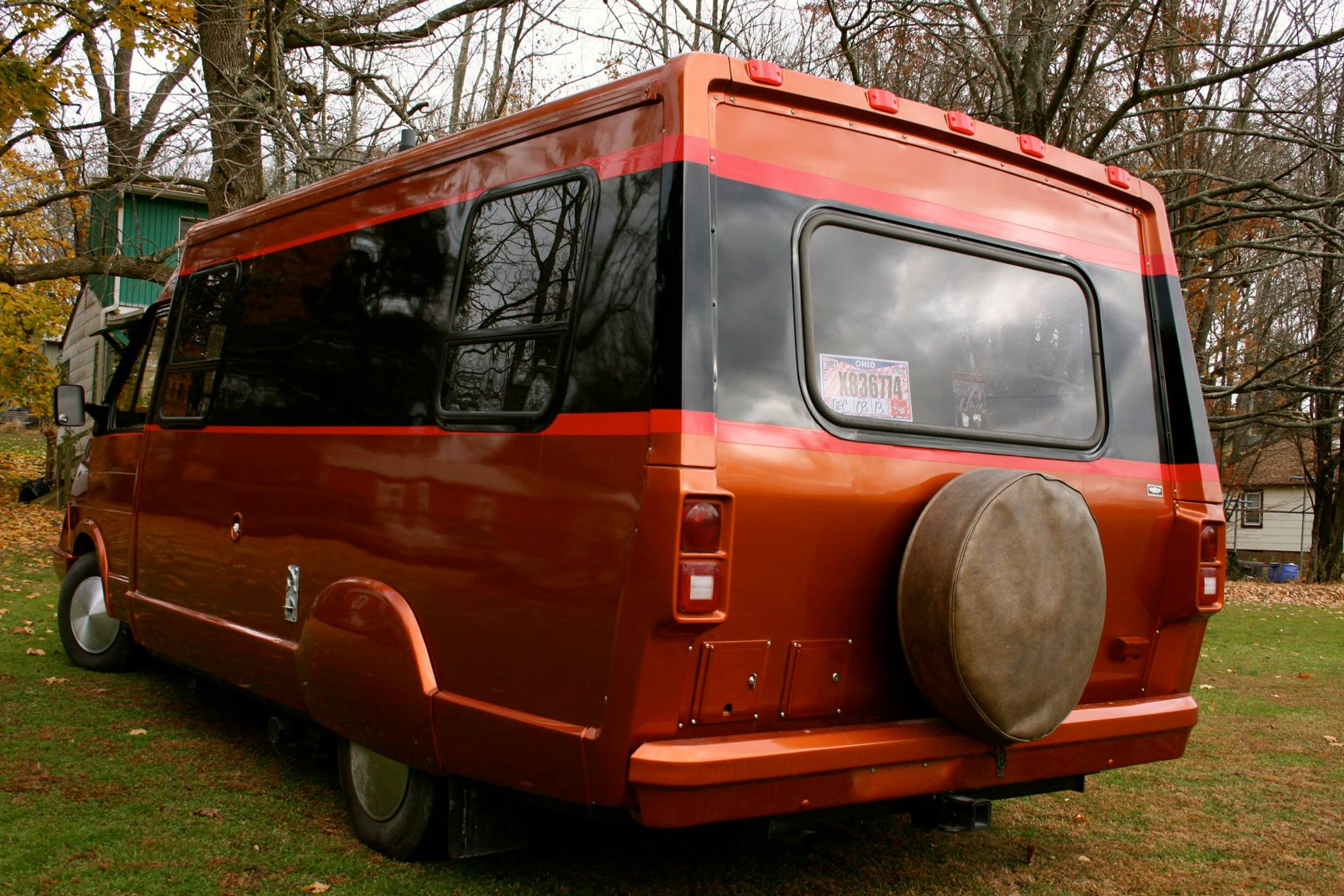custom winnebago 1984