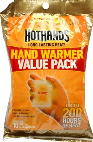 hand warmer pack