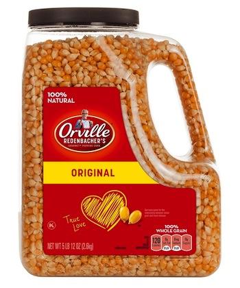 how to make rv popcorn