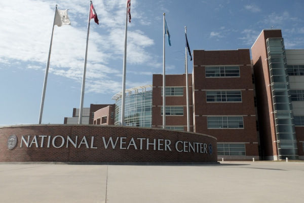 national weather service norman