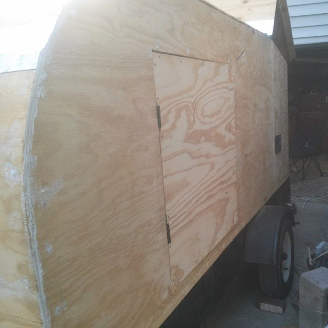 outer skin wood