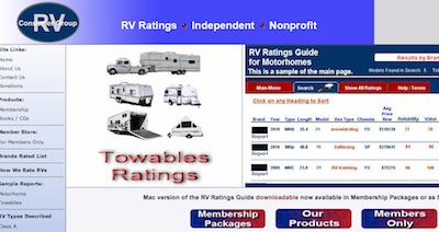 rv consumer group