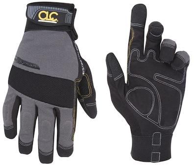synthetic work gloves