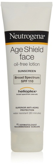 unscented sunscreen