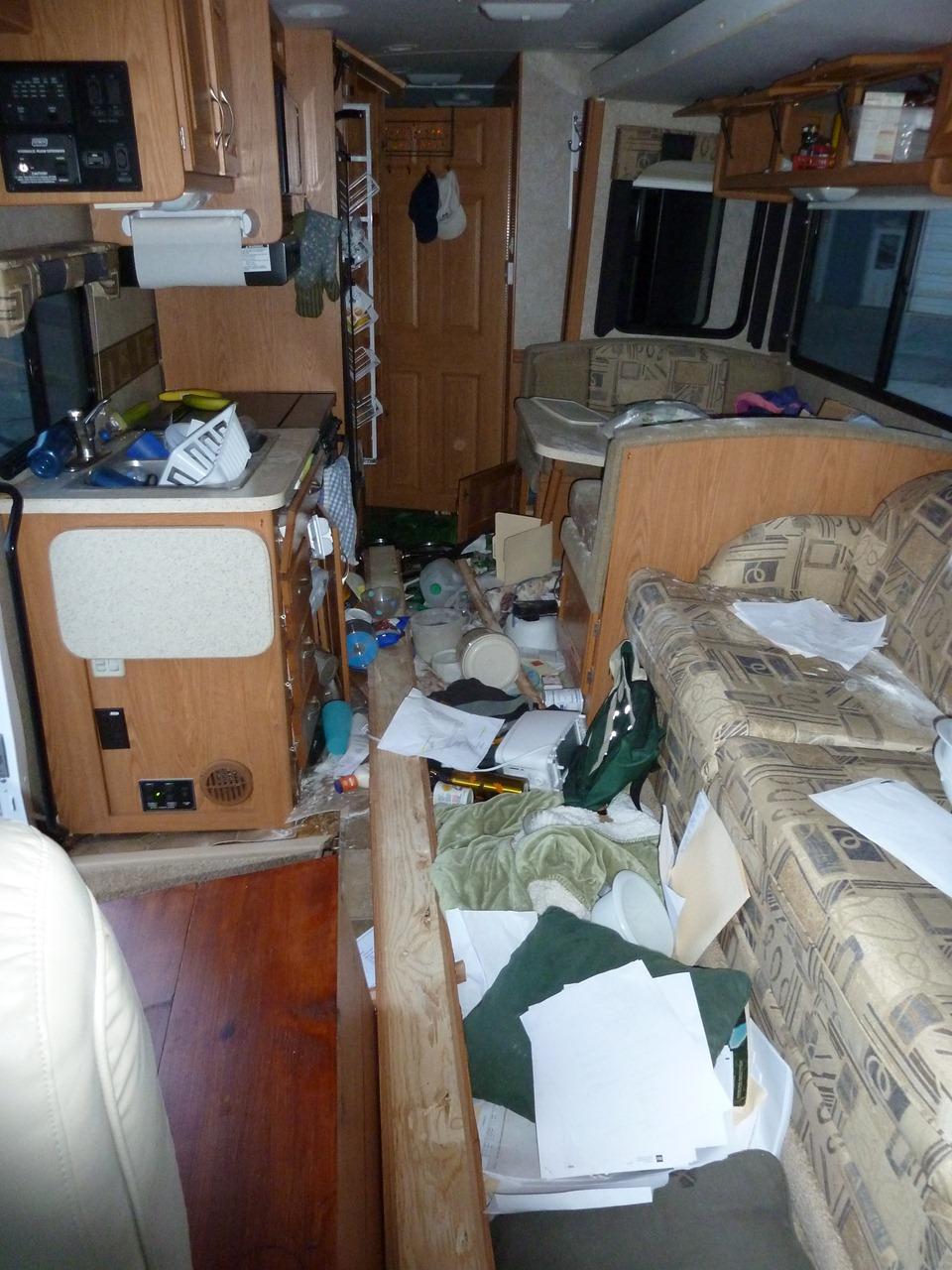 aftermath of rv crash
