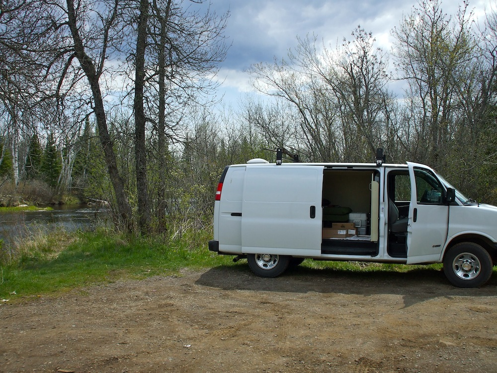 How To Build A Cargo Van Into Your Personal Stealth RV Buying And