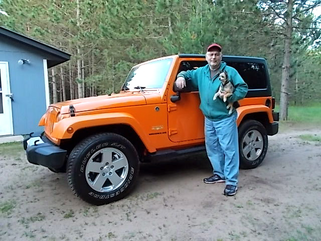 curtis carper and his jeep wrangler toad