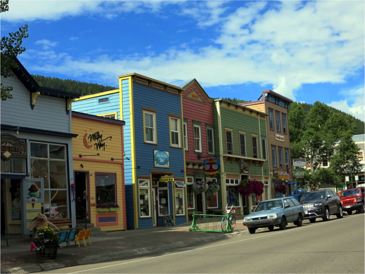 downtown crested butte montana