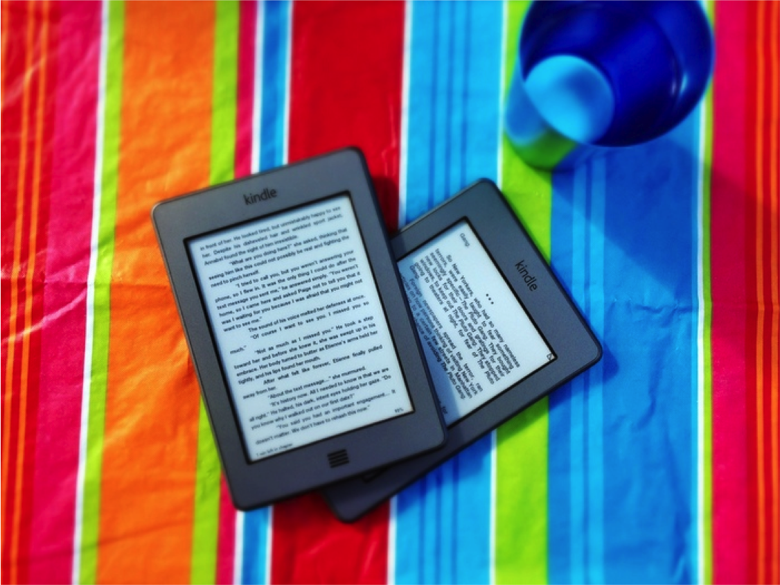 e reader for rvs
