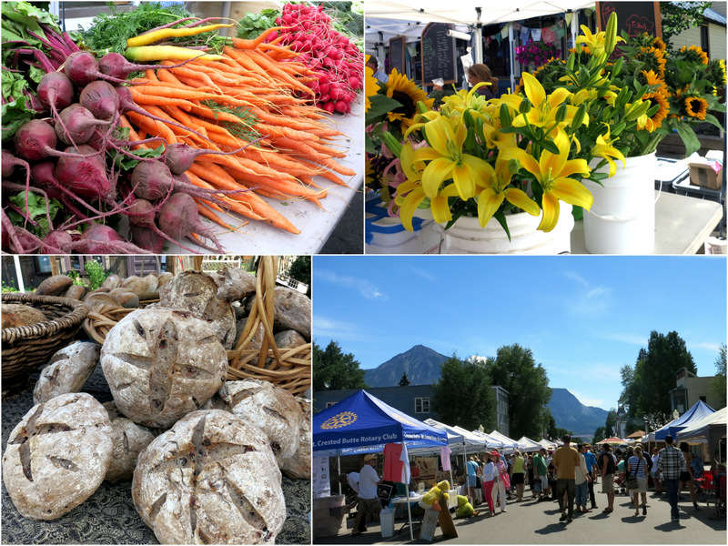 farmers market crested butte