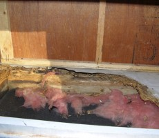 How to Replace Rotted Wood Flooring in a Travel Trailer