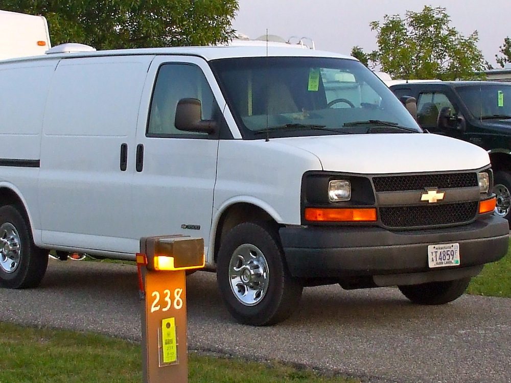 How to Build a Cargo Van Into Your Personal Stealth RV: Buying and ...