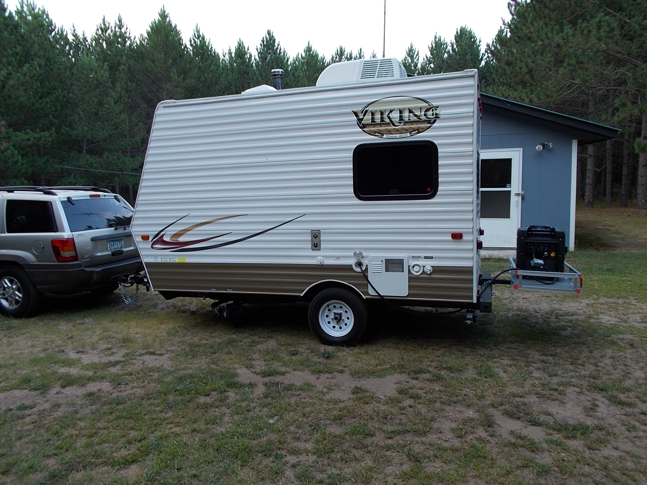 downsizing your rv to get better fuel economy you may want to