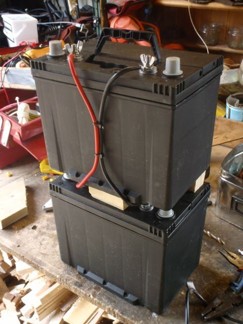 85 amp deep cycle batteries