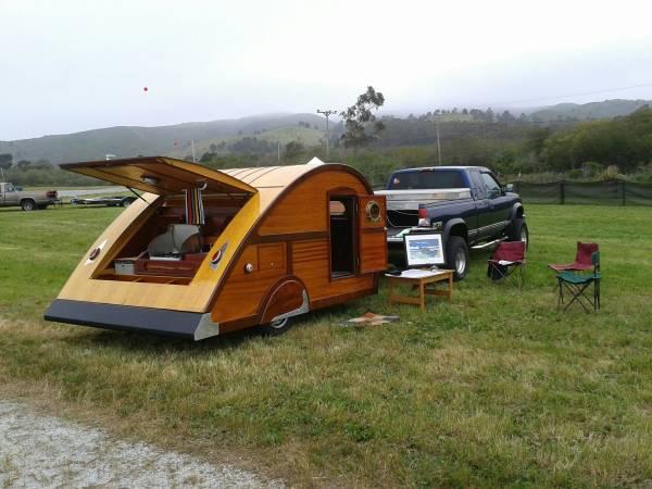 Aero madera in use