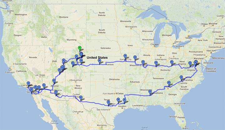 6 RV Trip Planning Dos and Donts – Rv Travel Map