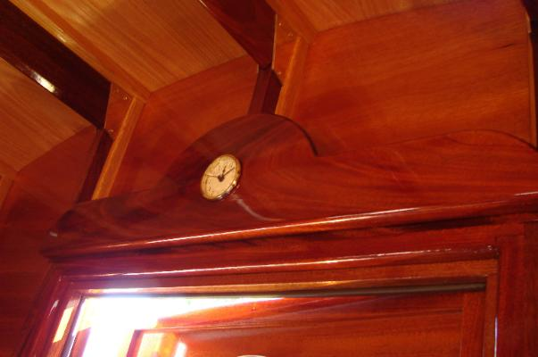 More fine woodwork