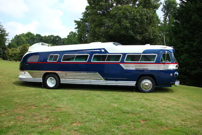 flxible starliner 1957 conversion motorhome