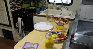 How to Add 36 Inches To Your Too-Small RV Kitchen Countertop