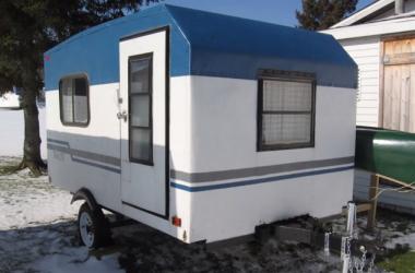 kevin town DIY camper