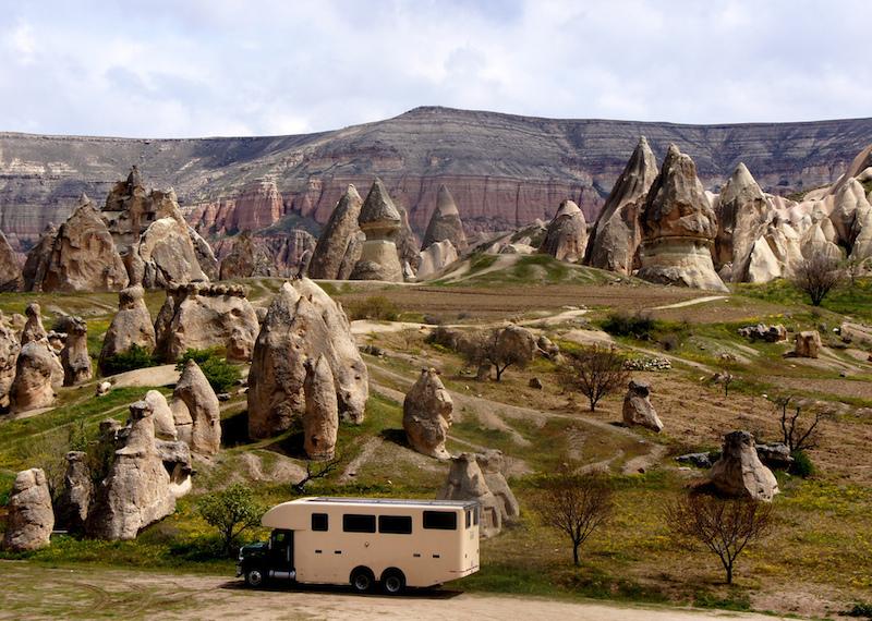Shachagra in Turkey