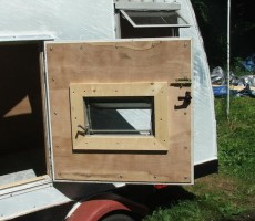 Fantastic DIY Tear Drop Build. You'll Want to Get Building Yourself When You See These Pictures.