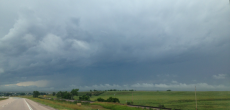 thunderstorms across south dakota