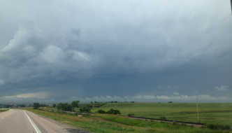 thunderstorms across south dakota