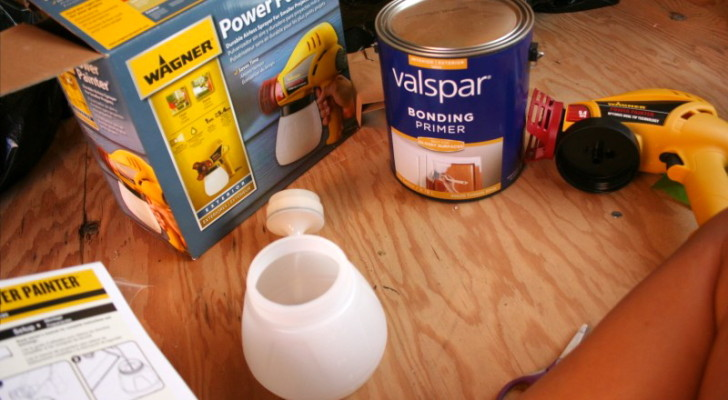 How to Spray Paint the Interior of Your RV in 13+ Pictures