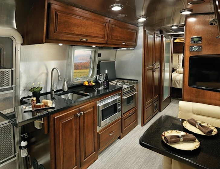 Airstream Classic redesigned for 2015