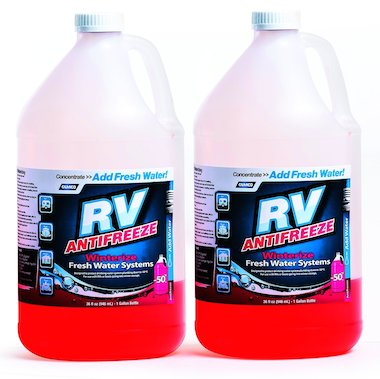 Camco RV Antifreeze Concentrate