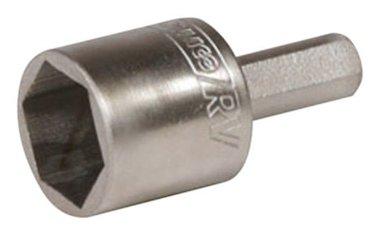 Camco leveling scissor jack socket
