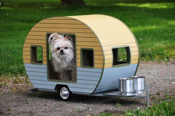 Cat Nap pet camper