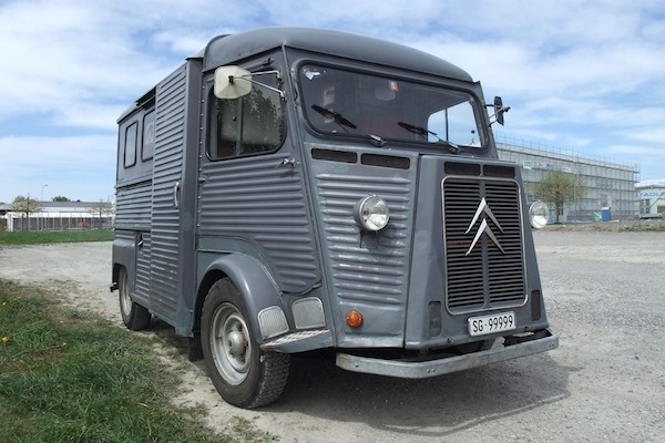 One Couple's Year-Long Adventure Touring South America in a Citroën H Van
