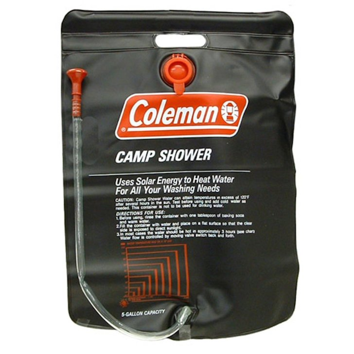 Coleman Camp Shower